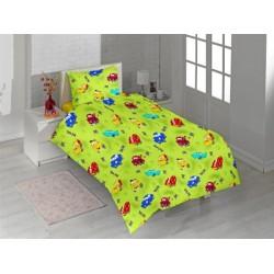 Спално бельо КОЛИТЕ зелено
