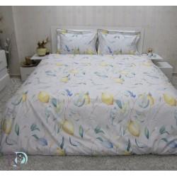 Памучен сатен спално бельо SELENA