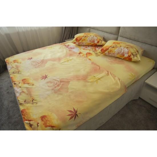 Спално бельо 100% Микрофибър СИСИ