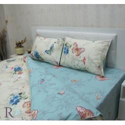 Спално бельо от фин памук BELINDA