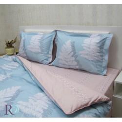 Памучен сатен спално бельо BRIZ
