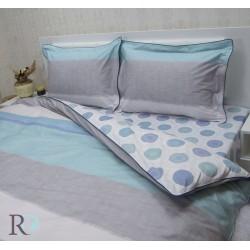 Памучен сатен спално бельо BELL