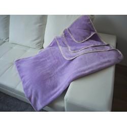 Поларено одеяло CORAL FLEEZE лилаво