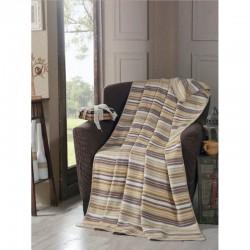 Памучно одеяло DARCEY бежово