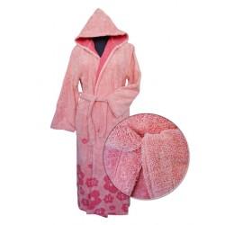 Женски хавлиен халат ALA