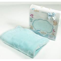 Висококачествено одеяло за бебе 100% Полиестер
