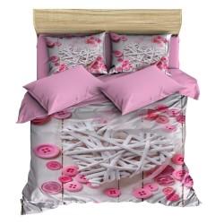 3D Спално бельо ДЖЕСИ