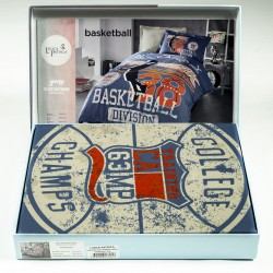 Спално бельо BASKETBALL  премиум ранфорс