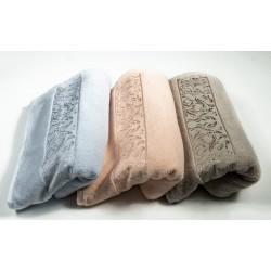 Луксозна хавлиена кърпа от ЕГИПЕТСКИ ПАМУК за ръце и лице
