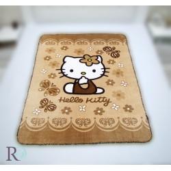 Фино бебешко одеяло Hello Kitty