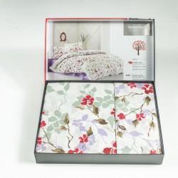 Премиум ранфорс спален комплект SAMBA