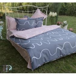 Памучен сатен спално бельо ELIA