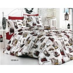 Спално бельо от 100% Памук Метрополитан