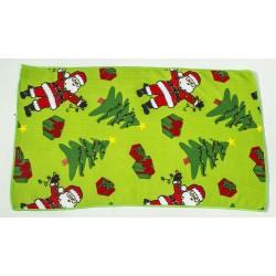 Кърпа Дядо Коледа и Елха