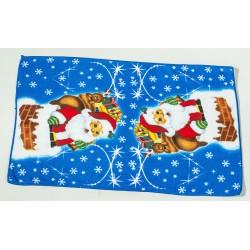 Кърпа Дядо Коледа и Мече