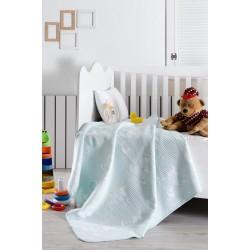 Бебешко одеяло от 100% Памук МЕЧЕТА