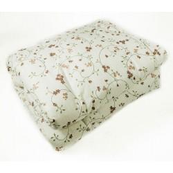 Олекотена завивка от памук МАРТИ кафяво
