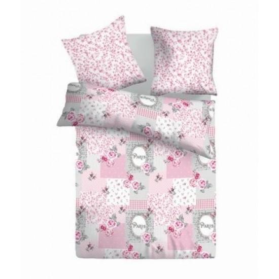 Спално бельо от 2 части RETRO PINK