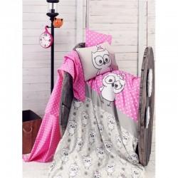Спално бельо за бебе ПТИЧЕ ранфорс