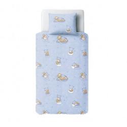 Бебешки спален комплект BABY BLUE