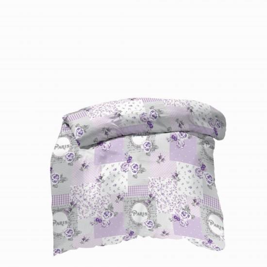 Плик за завивка Bouquet Purple