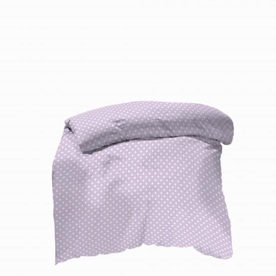 Плик за завивка Dots Purple