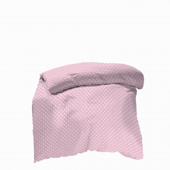 Плик за завивка Dots Pink