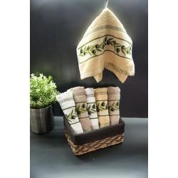 Сет кухненски кърпи МАСЛИНКИ