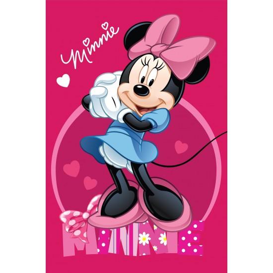 Поларено одеяло за деца Mini Mouse