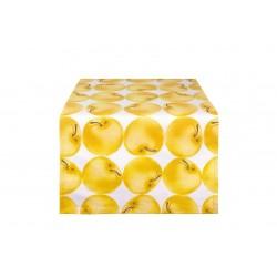 Покривка за маса Жълти Ябълки