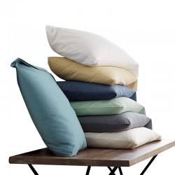 Калъфка за възглавница от памучен сатен