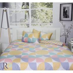 Спално бельо от памучен сатен ALINA