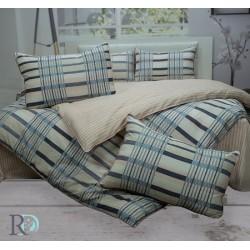 Спално бельо от памучен сатен PAMELA