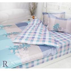 Спално бельо от памучен сатен Ahil