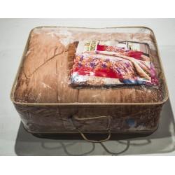 Олекотено спално бельо от микрофибър ЛЕМАНИЯ