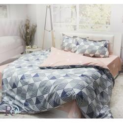 Спално бельо от памучен сатен MIA