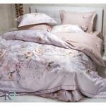 Спално бельо от памучен сатен FIORE cream