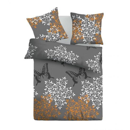 Спално бельо от памучен сатен VERDUR