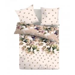 Спално бельо от Памучен сатен LAURA