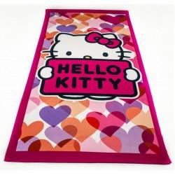 Плажна кърпа HELLO KITTY 2