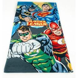 Плажна кърпа JUSTICE LEAGUE