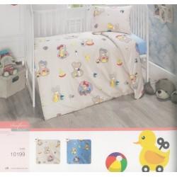 Бебешко спално бельо 100% Памук РОС