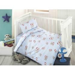 Бебешко спално бельо ранфорс ПЕНИ