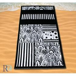Лимитирана плажна кърпа Piano