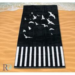 Лимитирана плажна кърпа Birdy