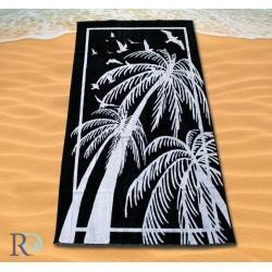 Лимитирана плажна кърпа Palms