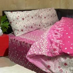 Спално бельо 100% Памук ПАМЕЛА