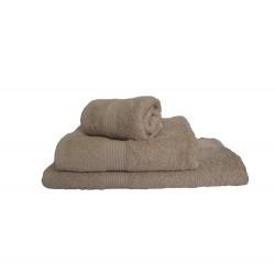 Памучна хавлиена кърпа БЕЖОВО