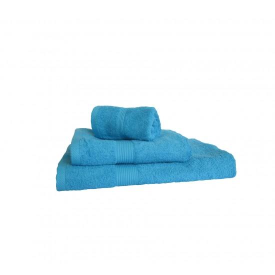 Памучна хавлиена кърпа АКВА