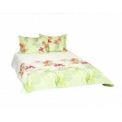 Ранфорс шалте с калъфки за възглавница Coralia